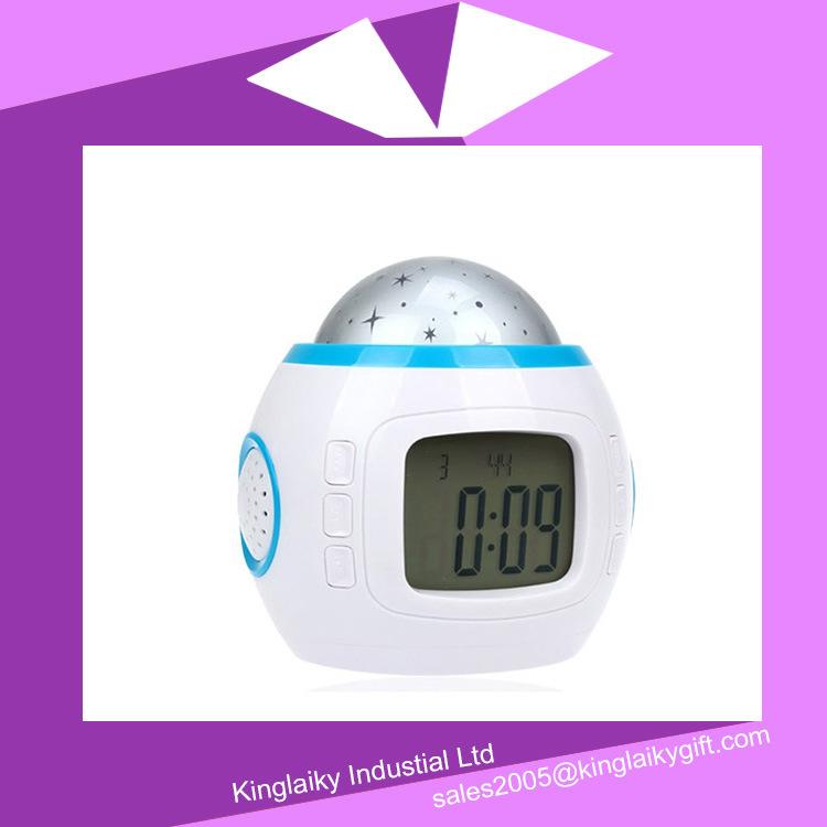 Customized Digital Desk Clock for Gift (KDC-001)