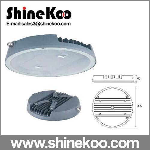 Round Glass Cover LED Lights Body (SUN-GR-4)