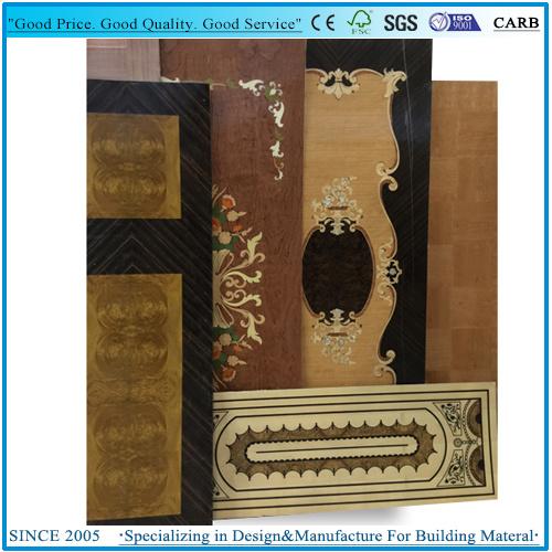 Factory Natural Veneer Jointed Door Skin Size Plywood