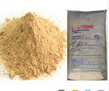 Light Brown Granule 98.5%Min L-Lysine for Feed Additive (CAS: 56-87-1)