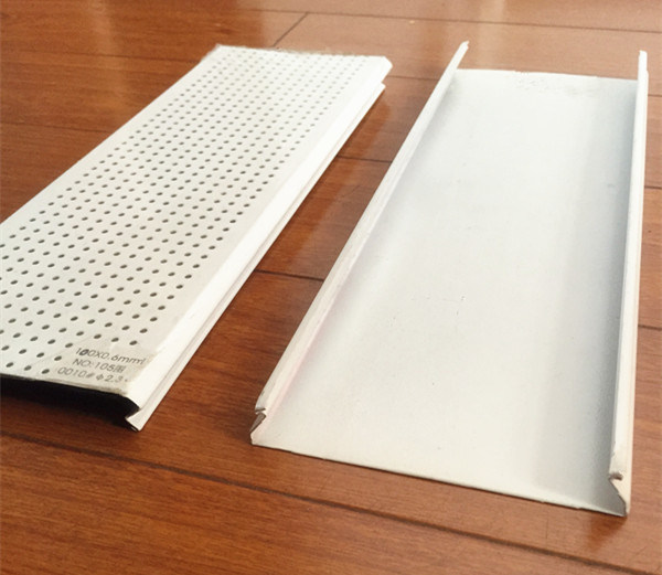 Metal Ceiling Aluminum C-Shaped Strip Panel Ceiling