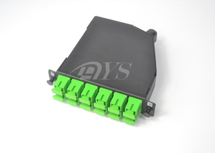 MPO to 12 Core Sc/APC Cassete