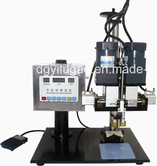 Semi-Automatic Manual Twist-off Capping Machine