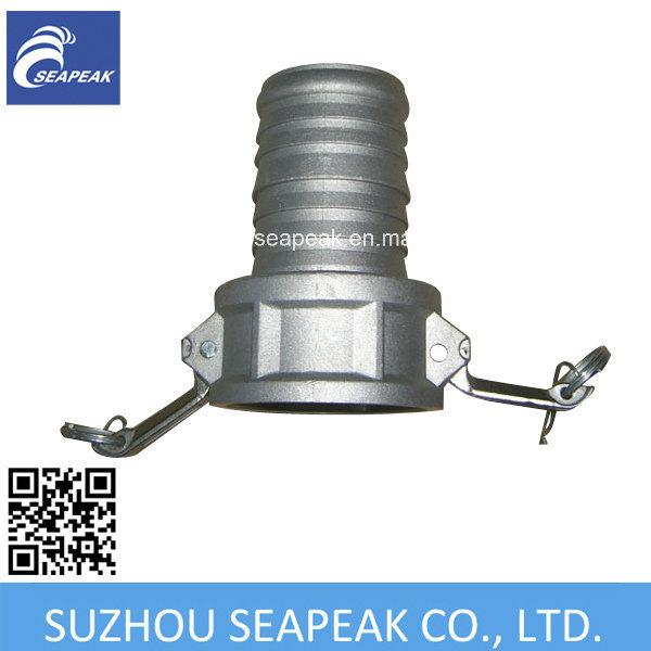 Aluminum Camlock Coupling - Type C