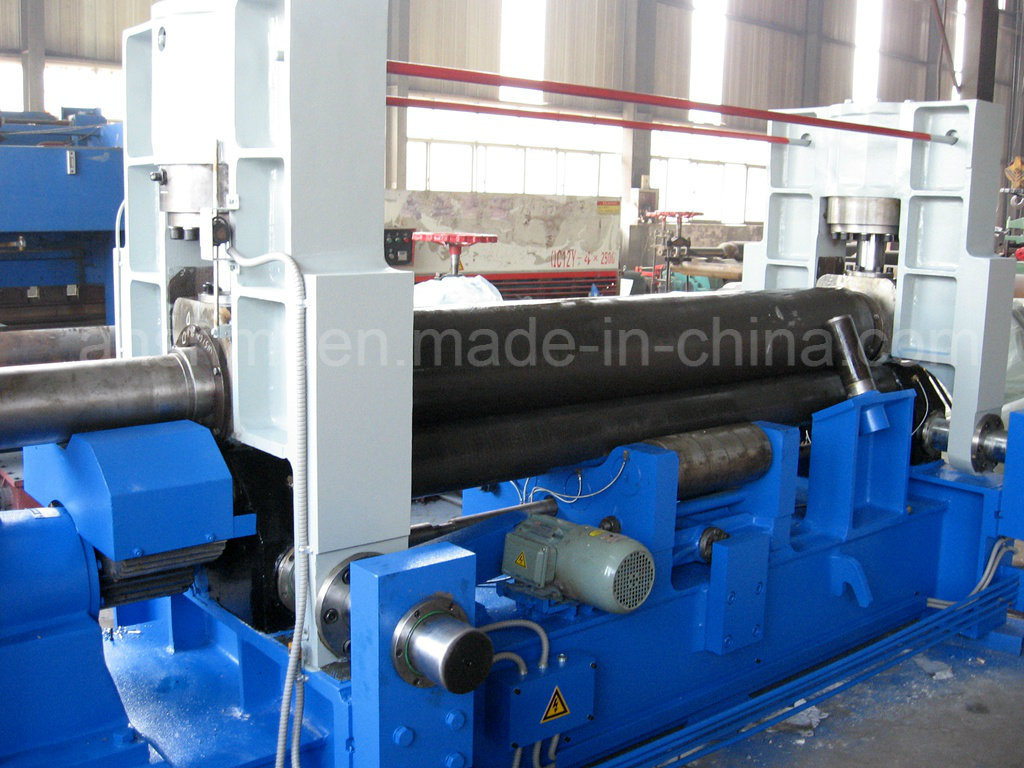 W11s-20*2500mm Hydraulic Rolling Machine with Pre-Bending /Profilr Bending Machine /Rolling Machine with Three Rolls