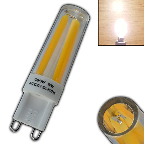Hot Sell G9 Filament LED Light with Warm White