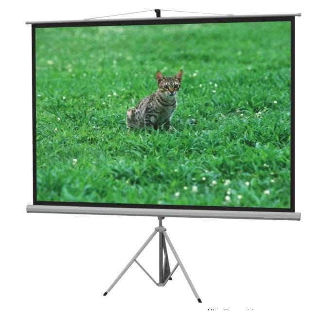 120 Inch 4: 3 HD Projector Screen Curtain