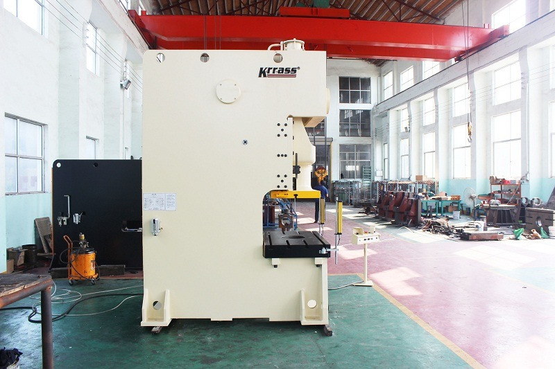 Jh21 C-Frame Hydraulic Punch Power Press