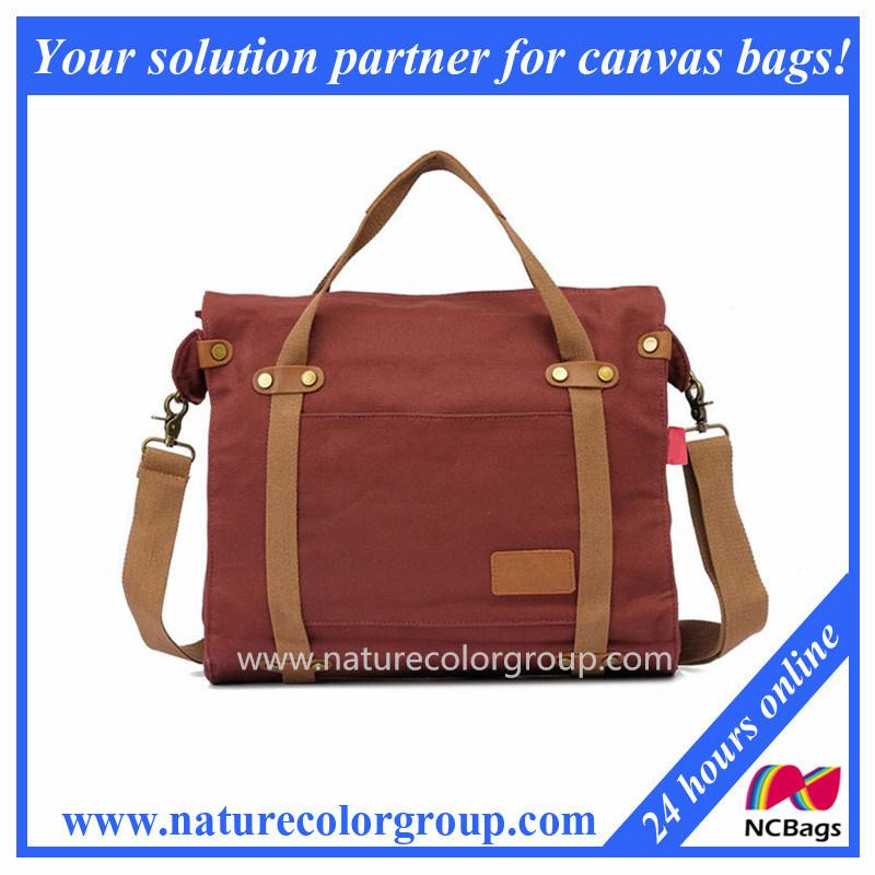 Multifuntional Large Capacity Fashion Handbag Messenger Bag (MSB-042)