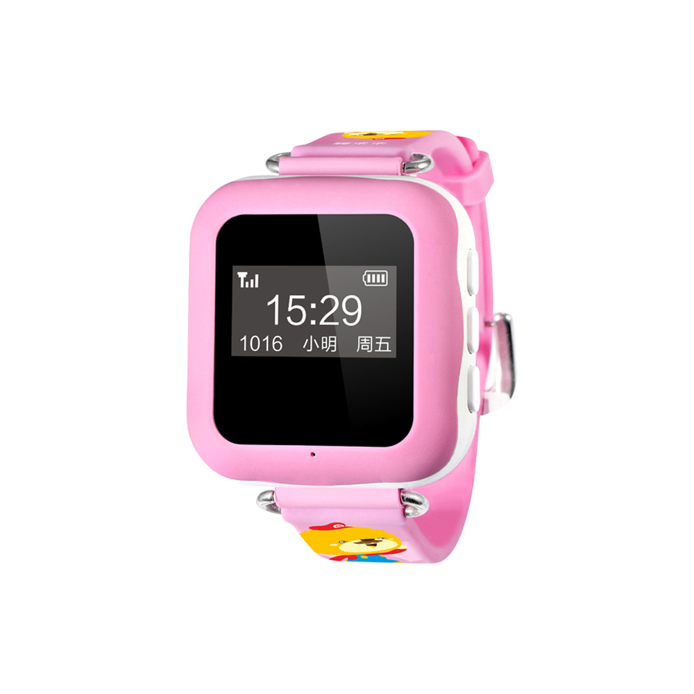 Waterproof Two-Way Communication GPS Watch with Bluetooth Anti-Lost Function