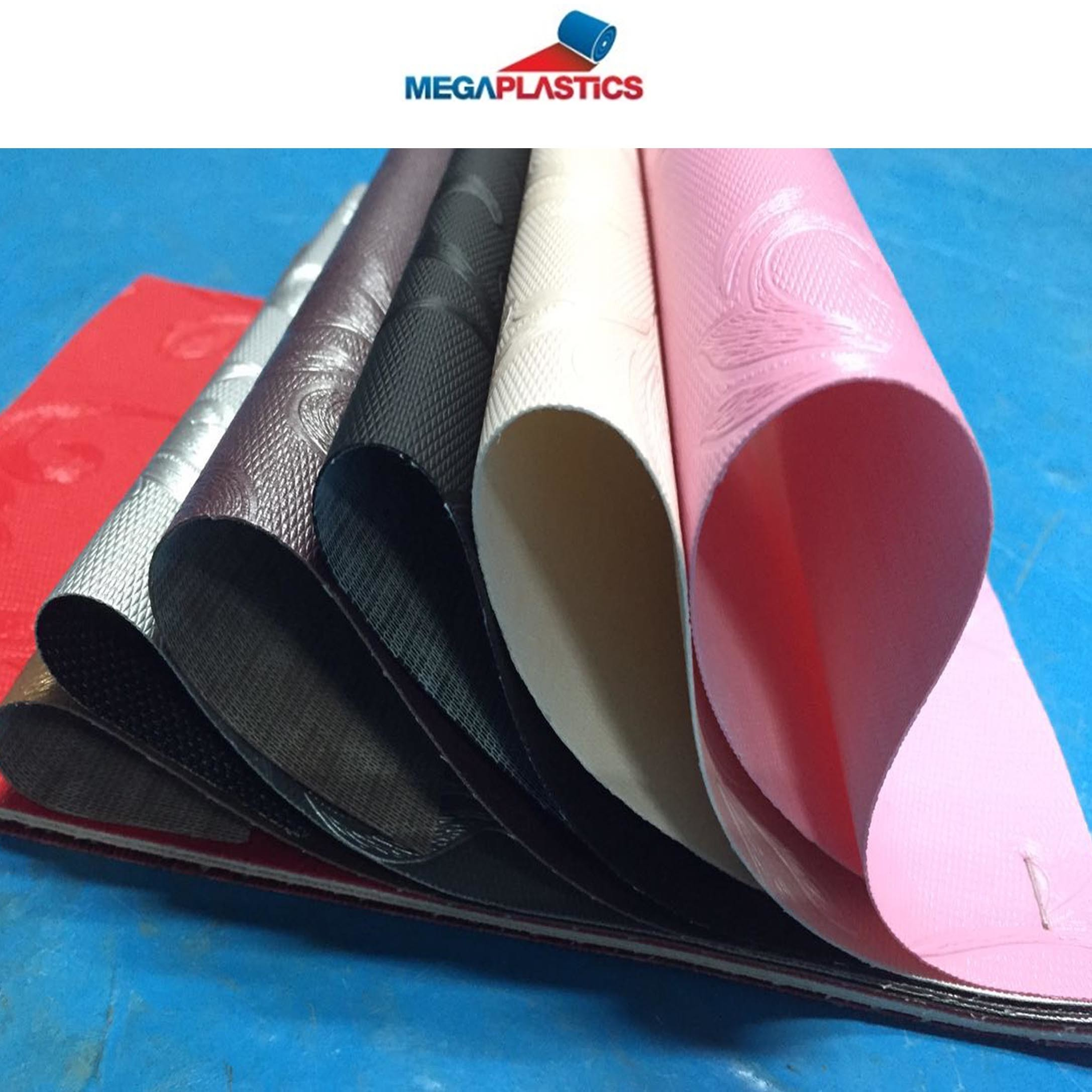 PVC Leather for Car Seats, Sofa Furniture