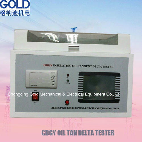 Auto Precision Oil Resistivity & Dielectric Loss Tester Meter