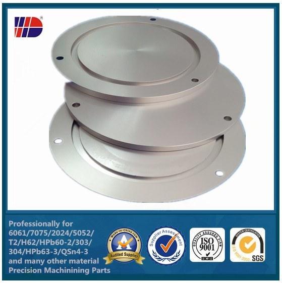 CNC Precision Manufacturing Turning Aluminum Turned Custom Parts