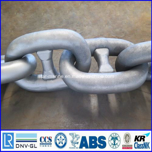 Grade R3 Mooring Chain with Class Certificate
