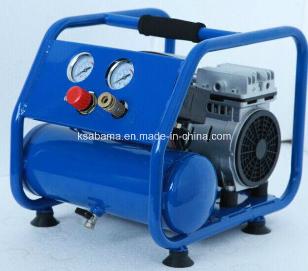 Tat-0904 Hand Carry Silent Oil Free Air Compressor (0.75HP 4L)