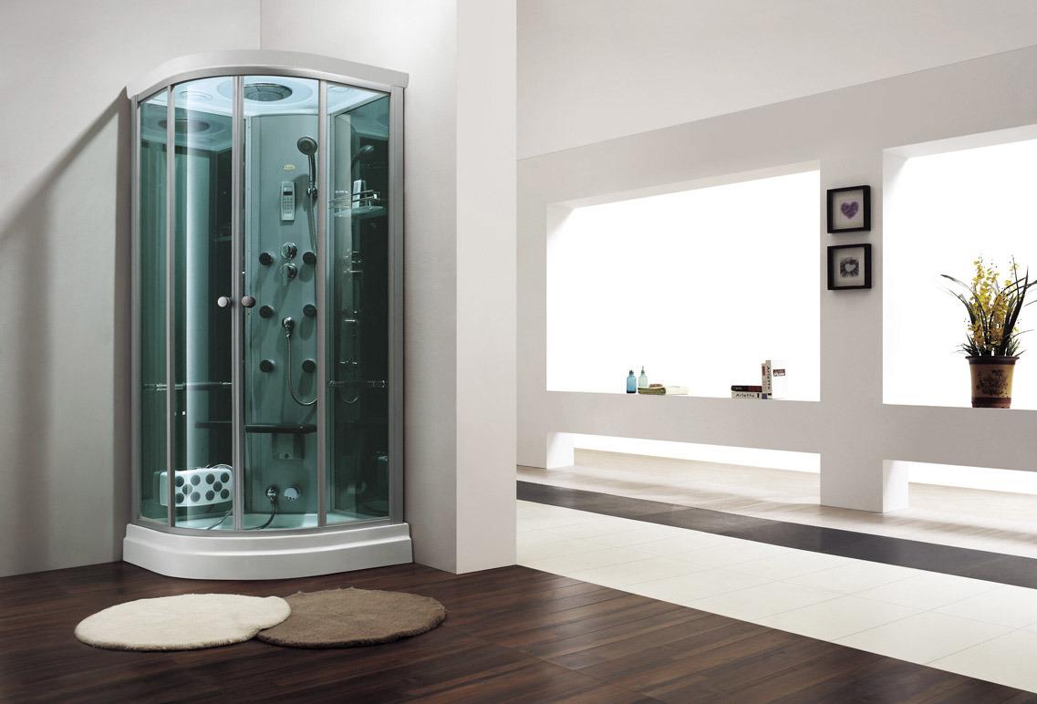Diamond Shape Fashionable Indoor Steam Shower Cabin (M-8269)