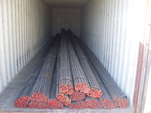 Mild High Tensile Corrugated Deformed Reinforced Steel Bar