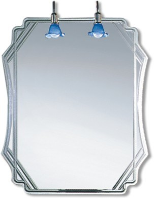 High Quality Decorative Silver Bathroom Mirror (JNA126)