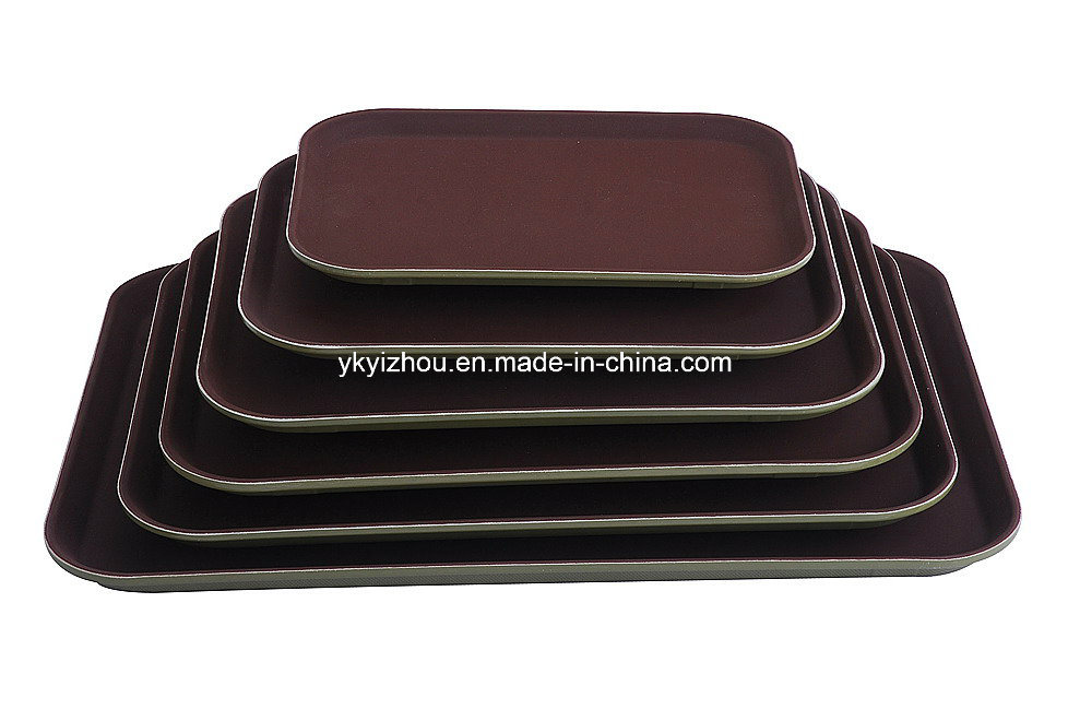 Non Slip Food Serving Tray for Hotel