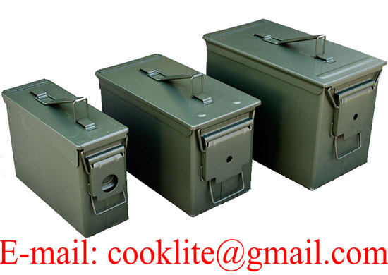 Metal Ammo Can Military Ammo Box Military Can - PA108/M2a1/M19A1