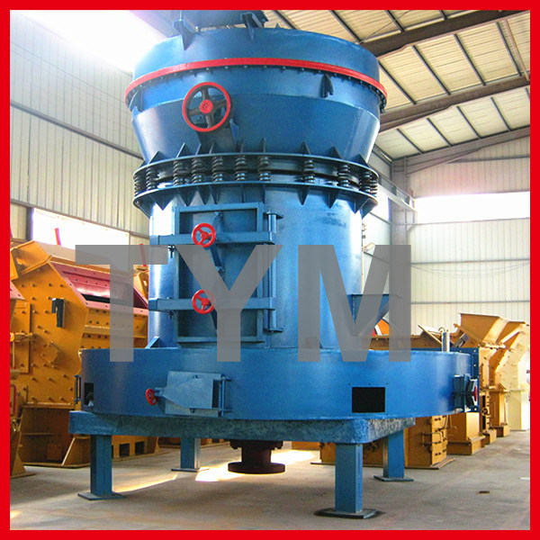 China Best Vertical Raymond Mill with Competitive Price