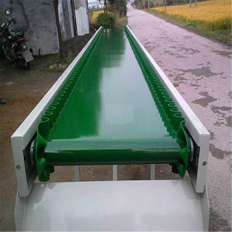 Factory Supply ISO Ce Rubber China Movable Environmental Belt Conveyor Price