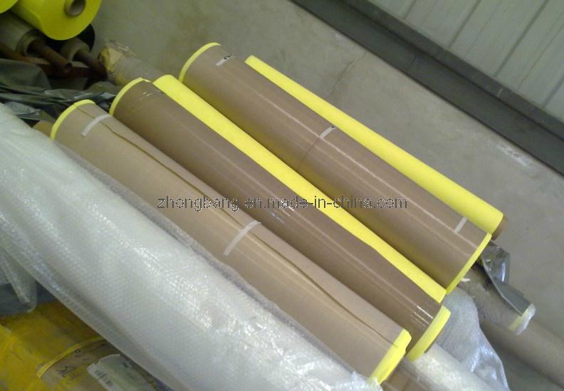China high density ptfe coated fiberglass adhesive tape for Fiberglass density