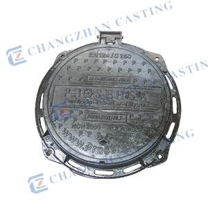 En124 Heavy Duty Manhole Covers for High Wheels D400 E600