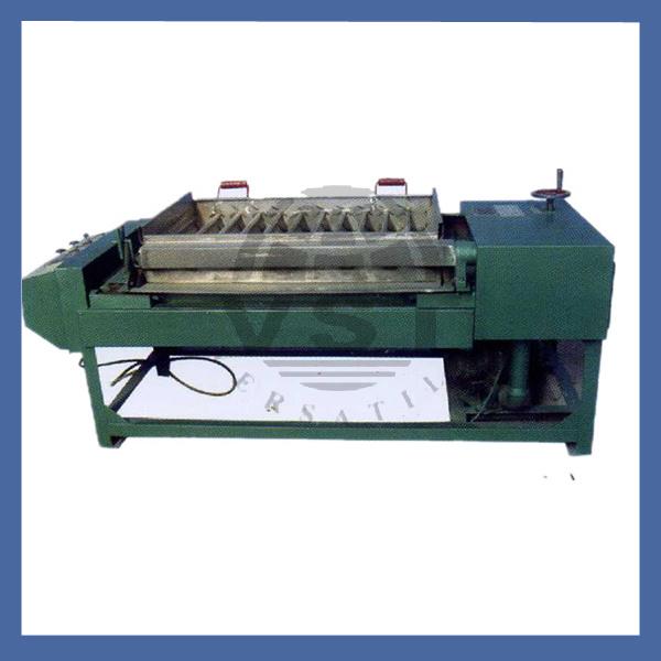 Flat Tea Carding Machine