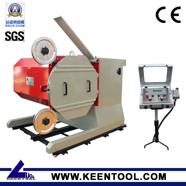 37kw/55kw/75/Kw Wire Saw Machine for Nature Stone Quarry