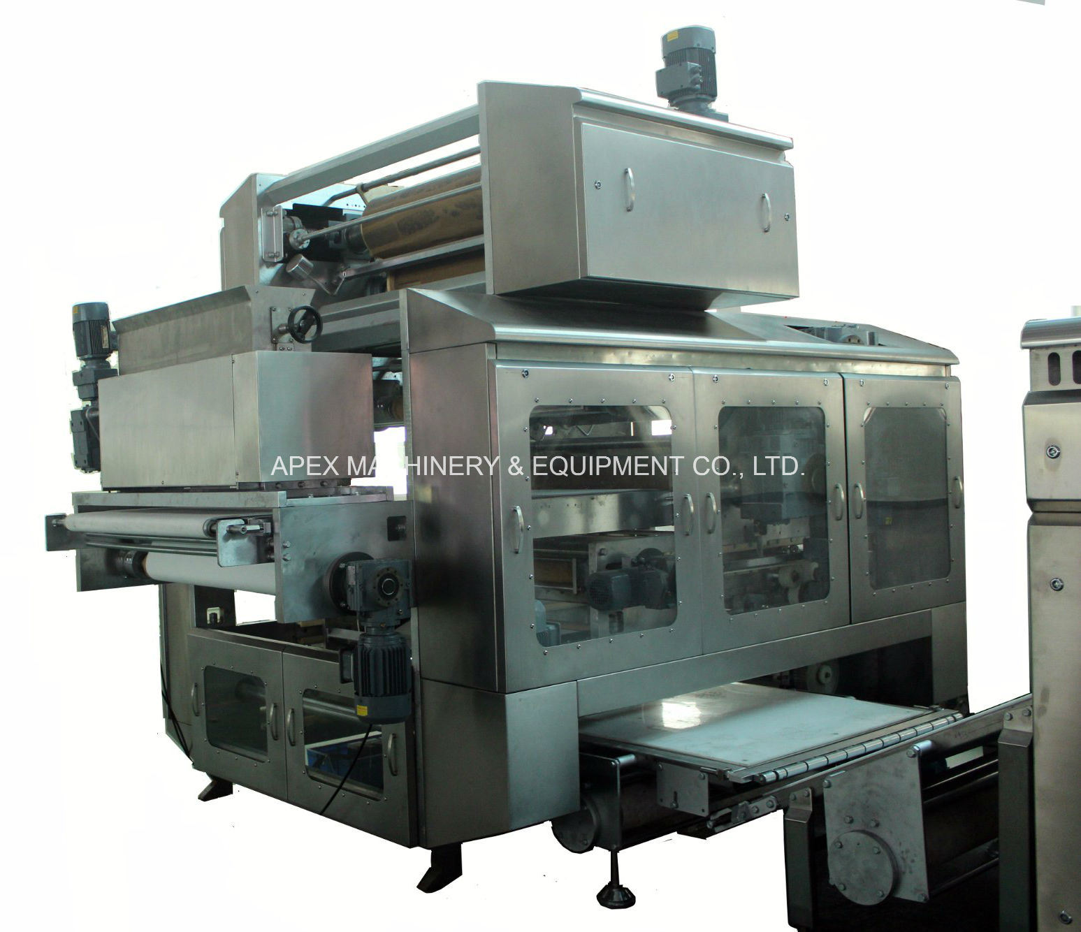 Sheet Cutting Lamonator