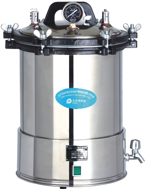Portable Pressure Steam Autoclave (MCS-280 - 18/24L)