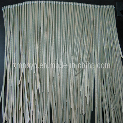 Natural Looking Roofing Decorative Plastic Thatch Roof Tile