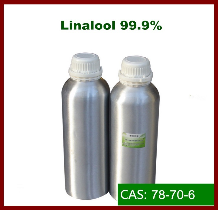 China Largest Natural Linalool Essential Oil Manufacturer