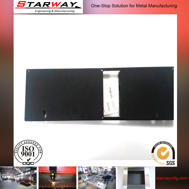 ODM 0.5-5mm Sheet Metal Fabrication with Laser Cutting Bendinng Welding