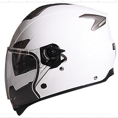 Dual Use Motorcycle Helmets Double Visors ECE/DOT Approvel