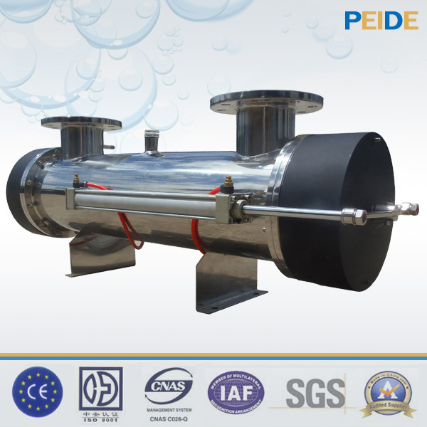 UV Sterilizer Stainless Steel 304 for Aquaculture