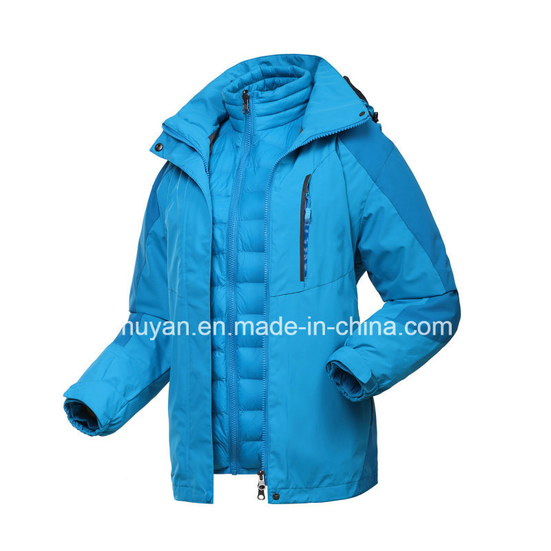 Winter Thickened Jacket Down Bladder