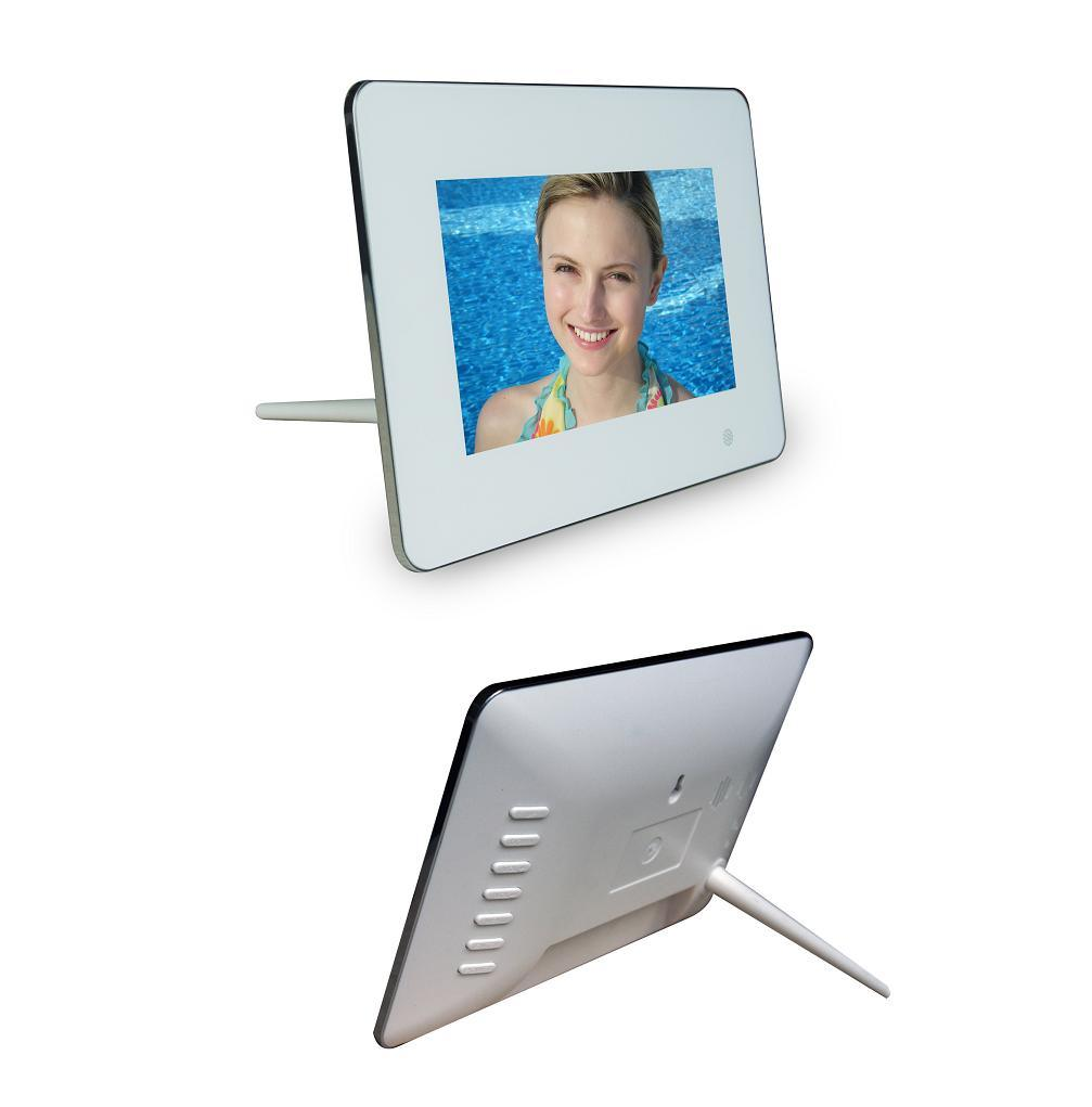 7 Inch Single Function with High Resolution Picture Frame
