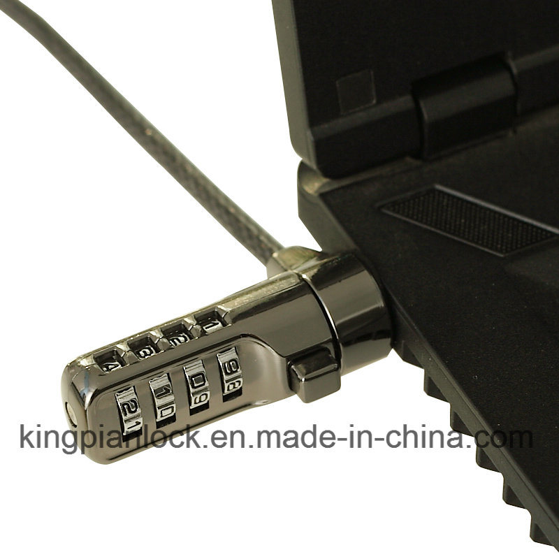 Notebook and Laptop Computer Combination Cable Code PC Lock
