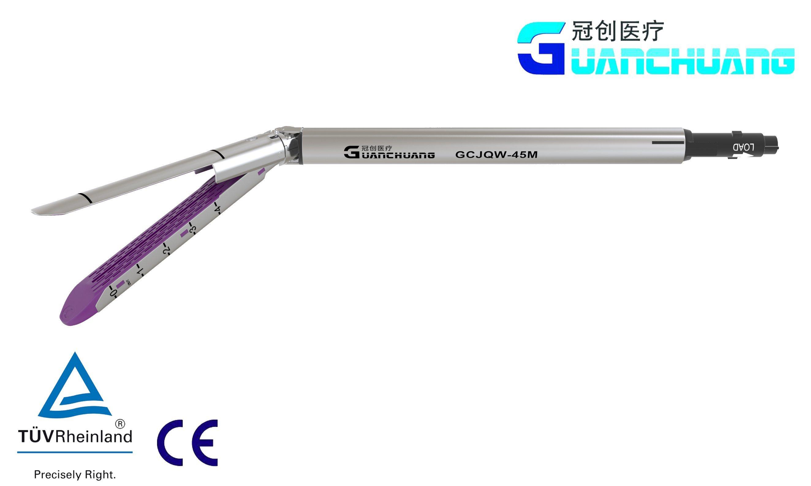 Disposable Cartridge for Endoscopic Cutter Stapler