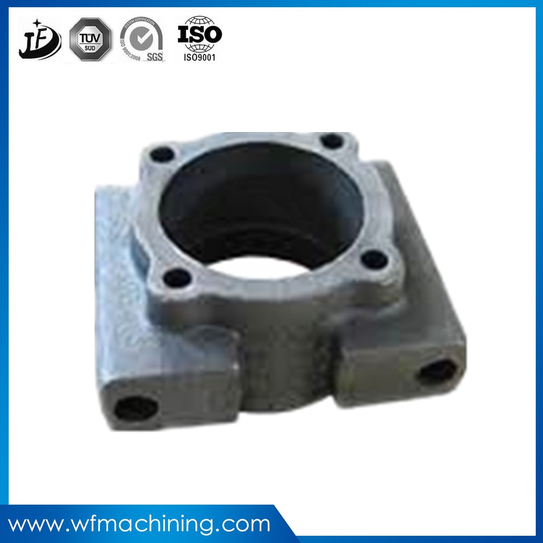 OEM ADC12 Aluminium/Aluminum/Alloy Gravity Die Casting Anodized Finish