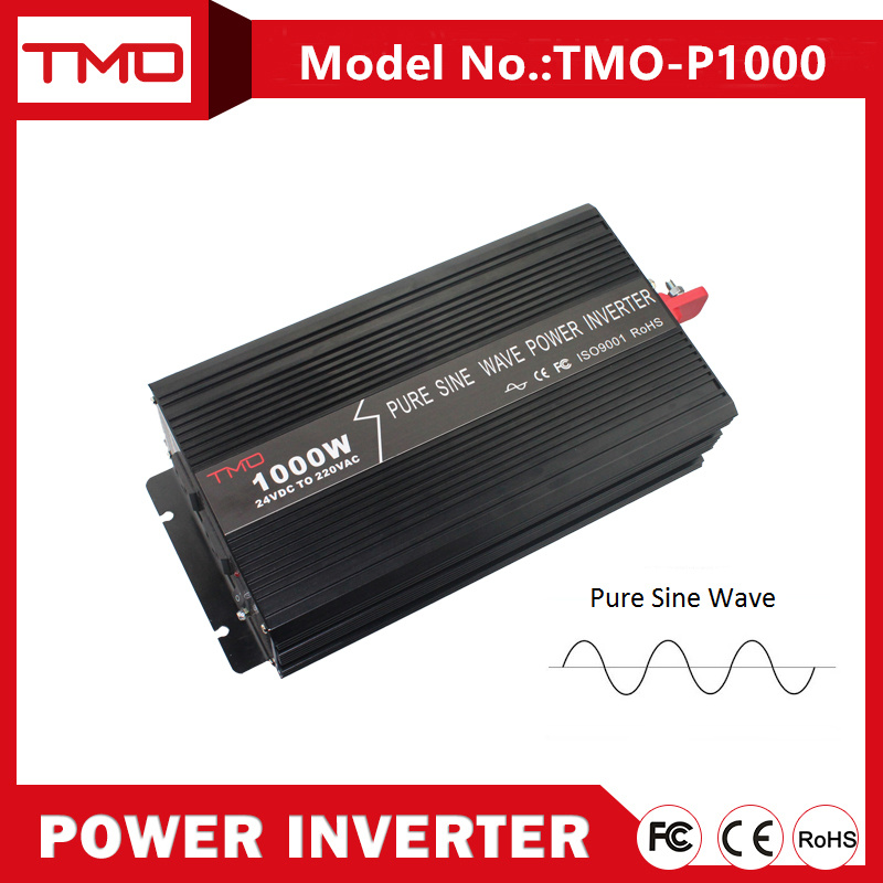 1000W Pure Sine Wave Inverter (Off-Grid Type) ; Apply to Home and Wind/Solar System