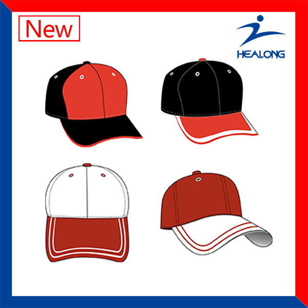 Healong Sport Custom Softextile Hip Hop/Baseball Cap and Hat