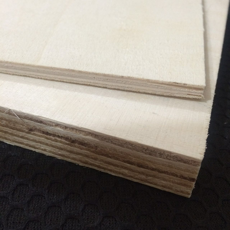 Poplar Plywood High Quality for Packing Pallet 8mmx1220X2440