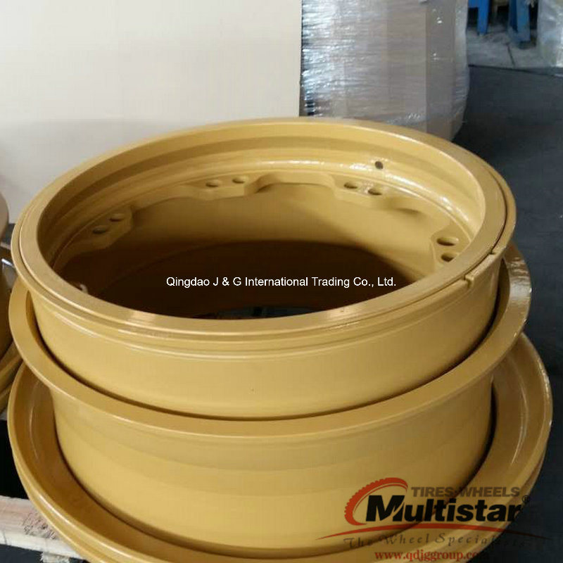 Earthmover Wheel 33-28.00/3.5 OTR Wheel Mining Wheel Dump Truck Wheel