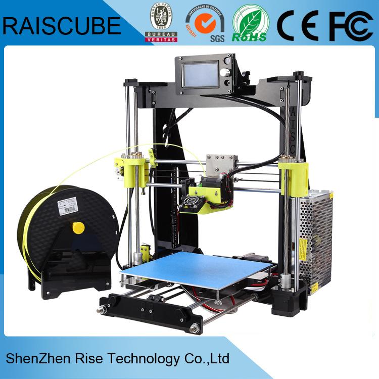 Raiscube Easy Operating Reprap Prusa I3 Fdm DIY 3D Printer