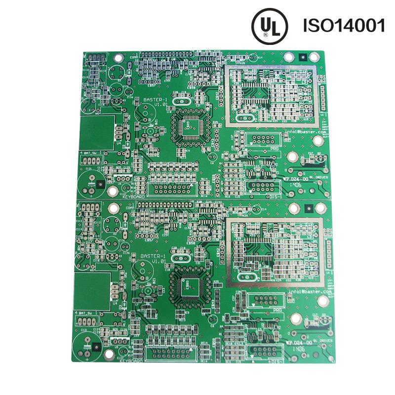 2016 High Quality Immersion Gold BGA PCB