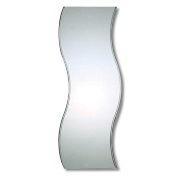 3-6mm Decorative Wave Shaped Mirror, S Shaped Mirror