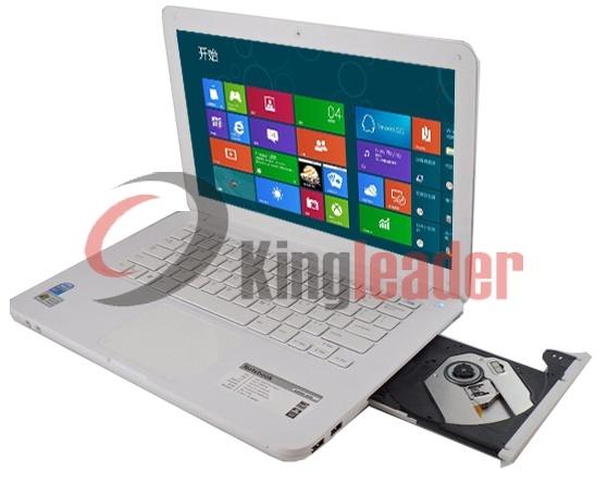 "13.3""Intel Celeron 1037u Laptop with DVD-RW and HDMI (Q131SY)"